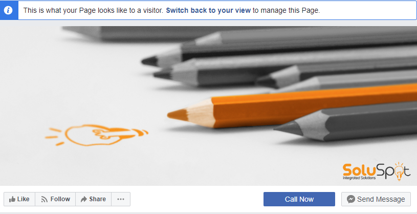 How To Add Two Call To Action Buttons To Facebook Page